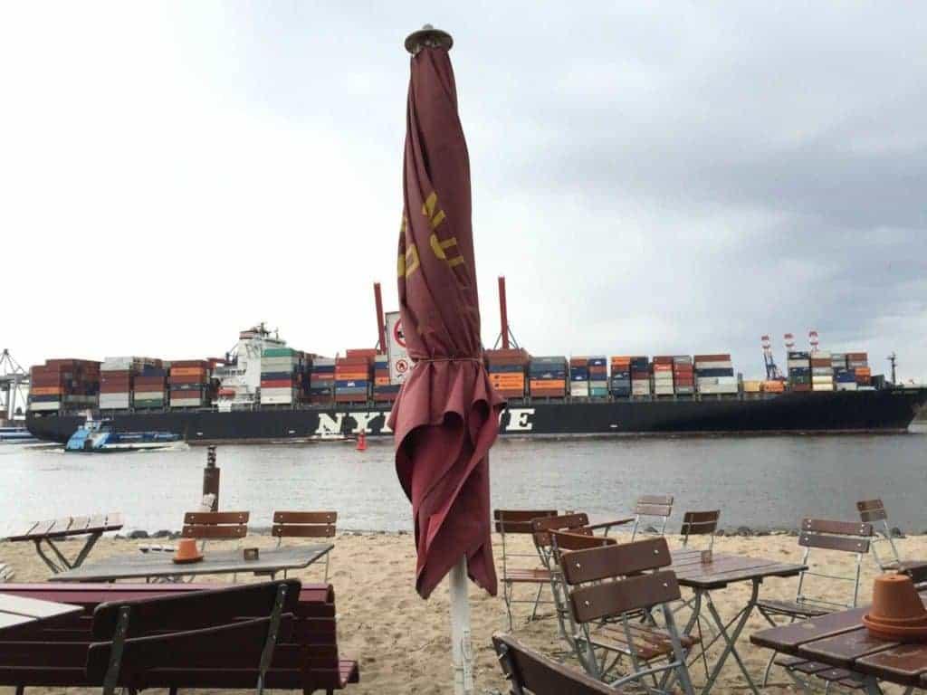 Hamburg Elbstrand