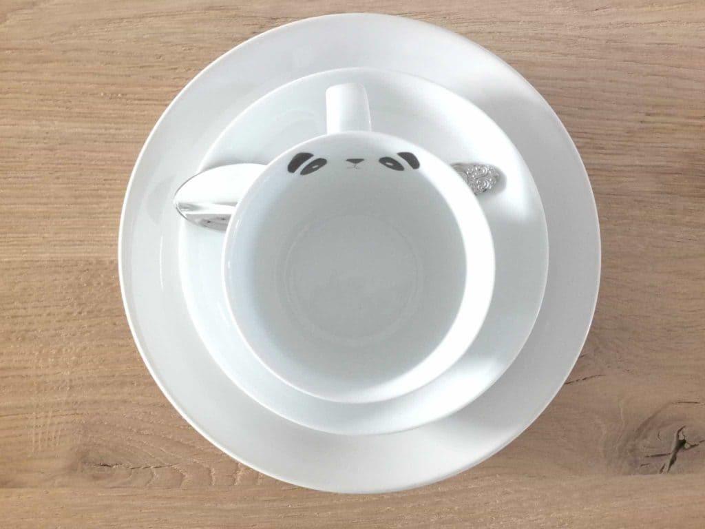 Wohngoldstück_Upcycling Porzellansticker Panda Tassen