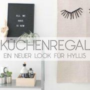 Wohngoldstück_Küchenregal Hyllis GUR Teppich