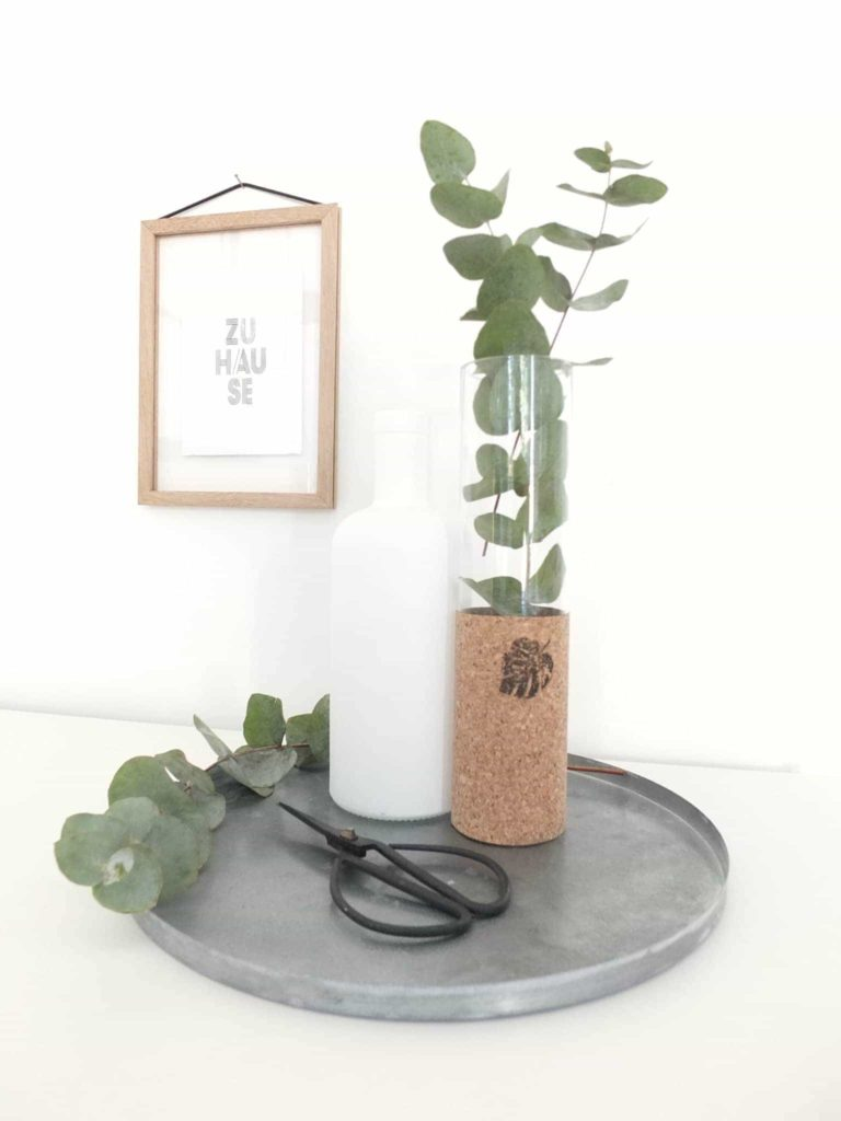 wohngoldst ck 3 diy ideen f r kork wohnaccessoires. Black Bedroom Furniture Sets. Home Design Ideas