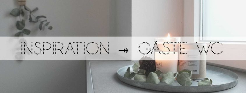 Gäste Wc Inspiration wohngoldstück inspiration einrichtungsideen gäste wc
