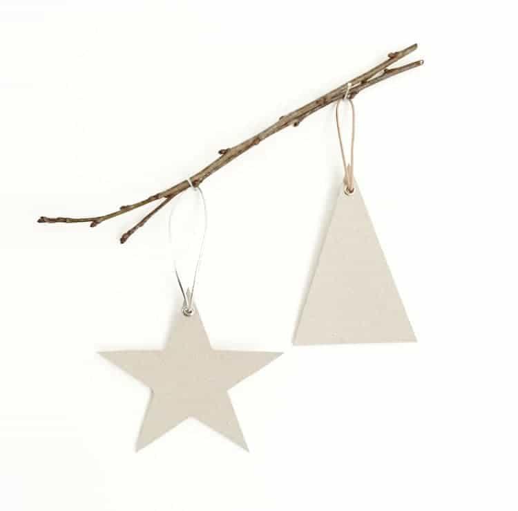 Wohngoldstück_DIY Weihnachtliche Anhänger