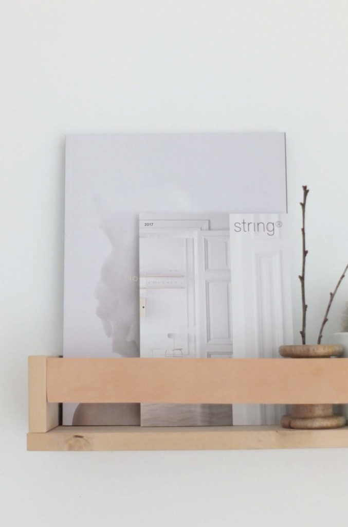 Wohngoldstück_DIY Magazinhalter IKEA BEKVÄM