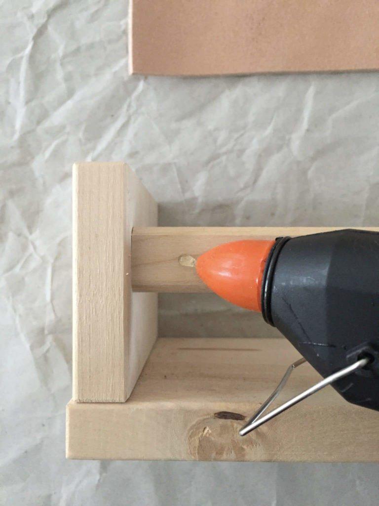 Ikea Gewürzregal wohngoldstück diy magazinhalter mit lederband ein kleines
