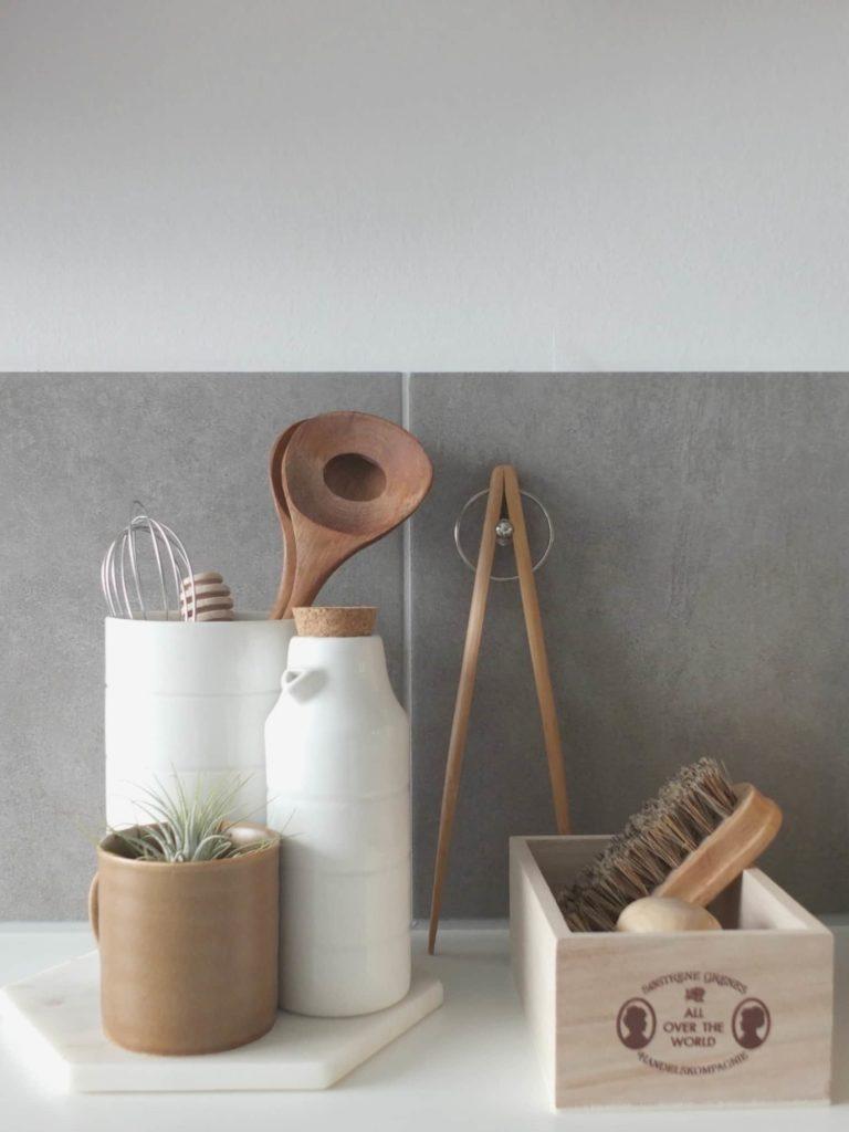 WOHNGOLDSTÜCK_Küchenstyling Inspiration
