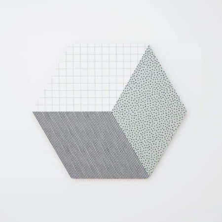 Wohngoldstück_By May Topfuntersetzer Cube