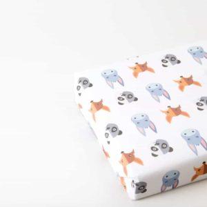 Wohngoldstück_Geschenkpapier Papier Ahoi Animals