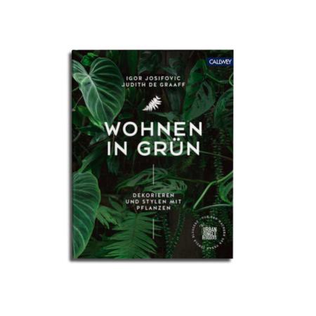 Wohngoldstück_Buch Wohnen in Grün Callwey Verlag