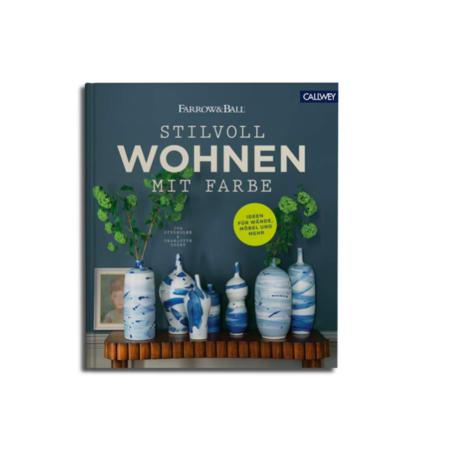 Wohngoldstück_Buch Stilvoll wohnen mit Farbe Callwey Verlag