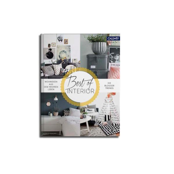 Wohngoldstück_Buch Best of interior Callwey Verlag