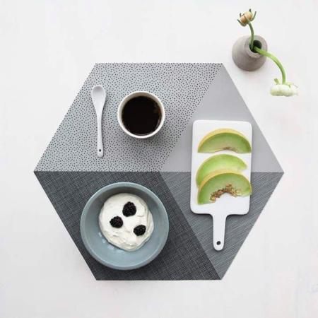 Wohngoldstück_Tischset By May Concrete