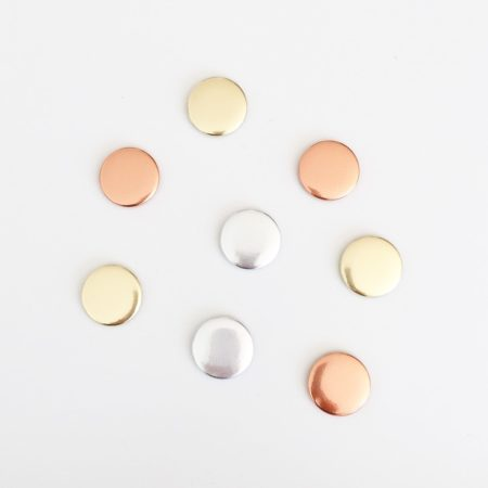 Wohngoldstück_Magneten Herr Fuchs Silber Gold Kupfer