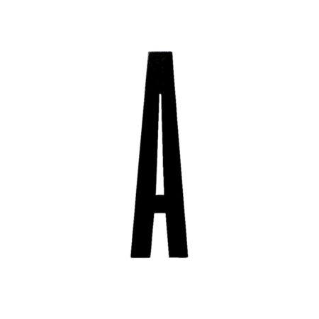Wohngoldstück_Holzbuchstaben Design Letters A-Z