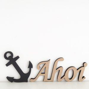 Wohngoldstück_Schriftzug No Gallery Ahoi