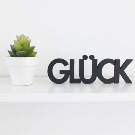 Wohngoldstück_Schriftzug No Gallery Glück