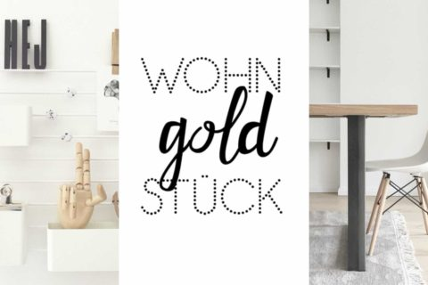 Wohngoldstück Blog Online Shop neu