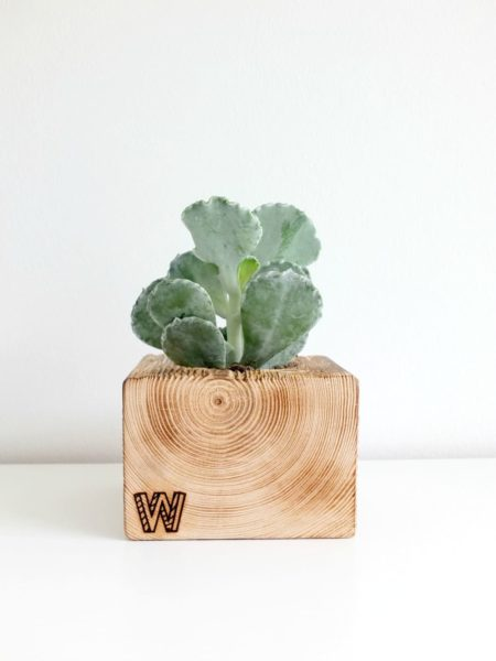 Wohngoldstück_Woodenchock Holzblock Classic