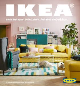Wohngoldstück_Ikea Katalog 2018