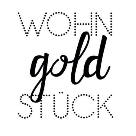 Wohngoldstück Logo