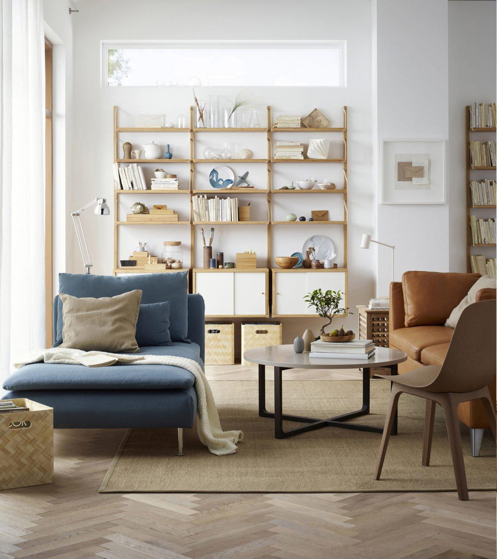 Wohngoldstück_Ikea Katalog 2018_Svalnäs Regal