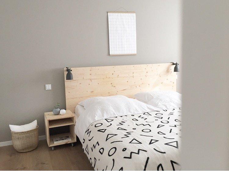 Wohngoldstück_Schlafzimmer Bruno Bett