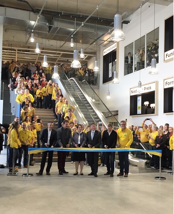 Wohngoldstück_IKEA Kaarst More Sustainable Store Eröffnung. U0027