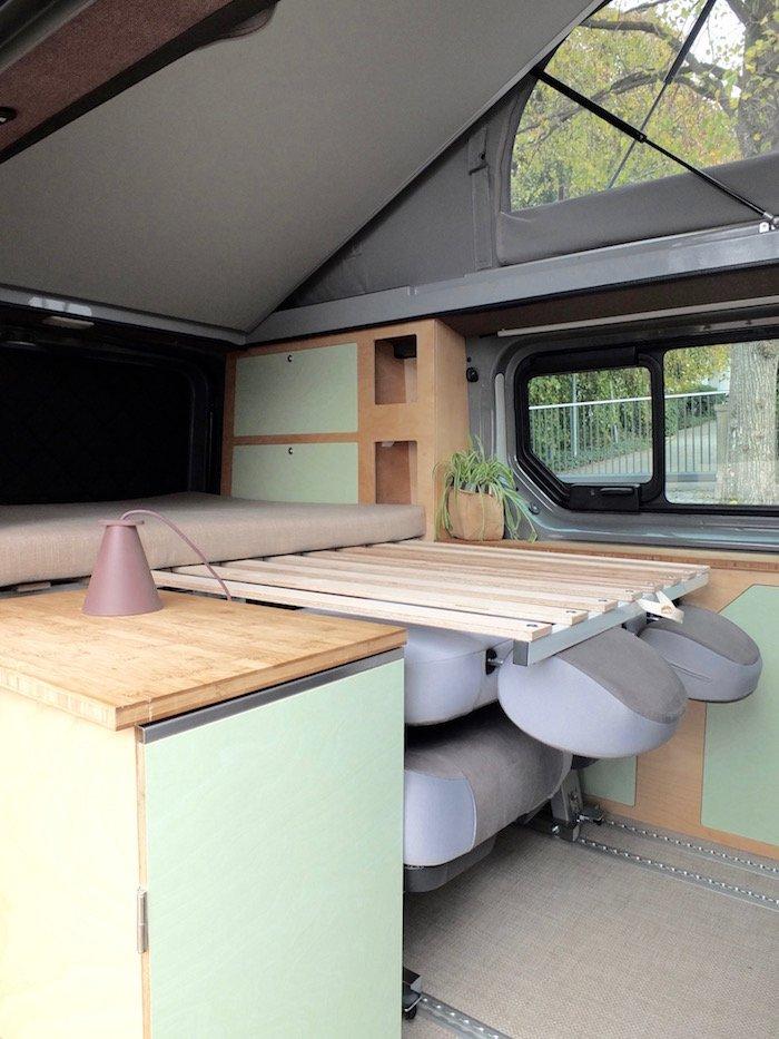 Wohngoldstück_Kompanja Renault Camper Van