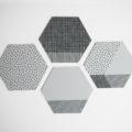 Wohngoldstück_Untersetzer By May Concrete