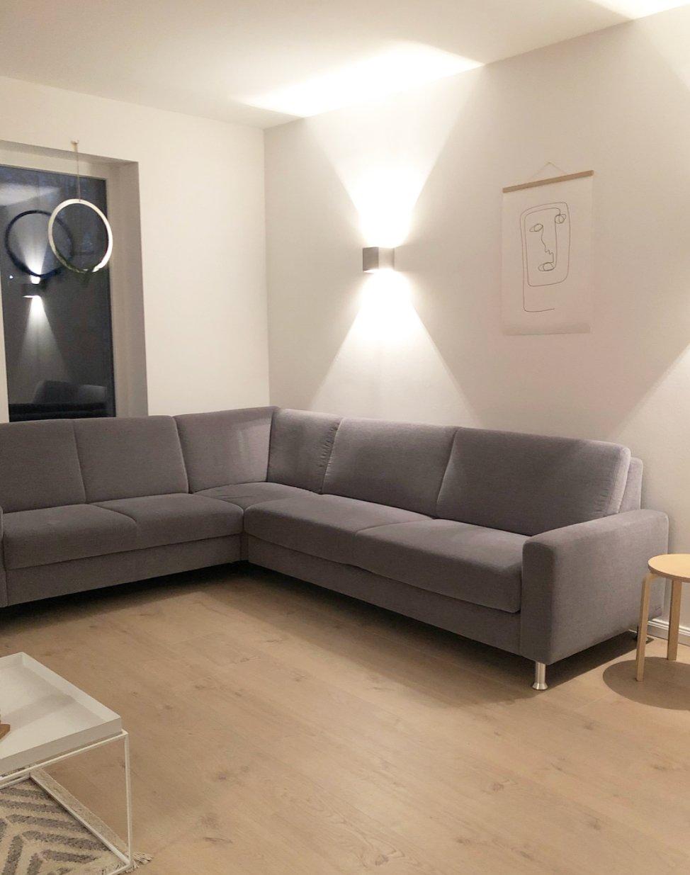Wohngoldstuck Wohnzimmer