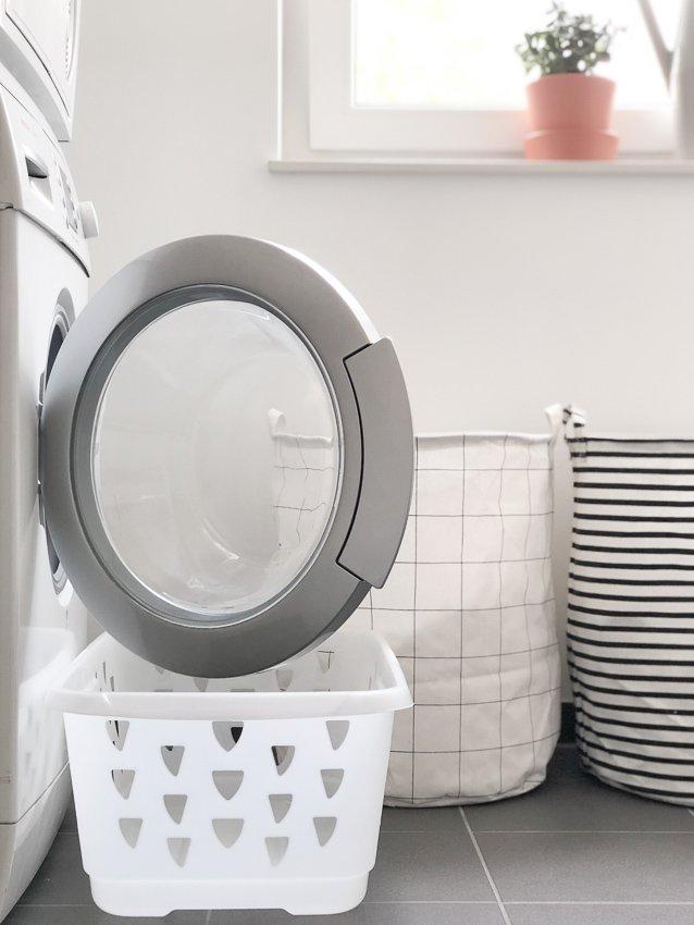 Wohngoldstueck_Hauswirtschaftsraum Scandi Look praktisch schön