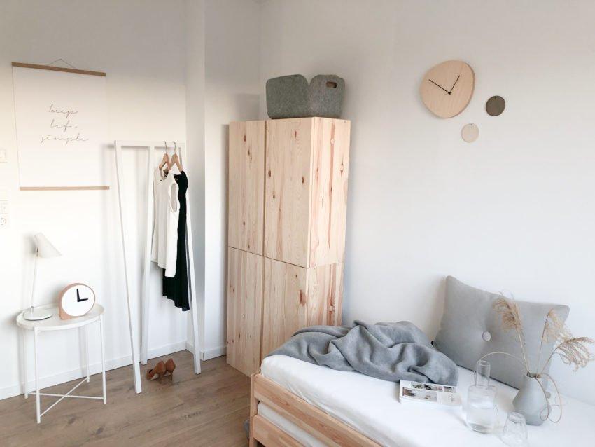Wohngoldstueck_Gästezimmer Scandi Umstyling Einrichtungstipps