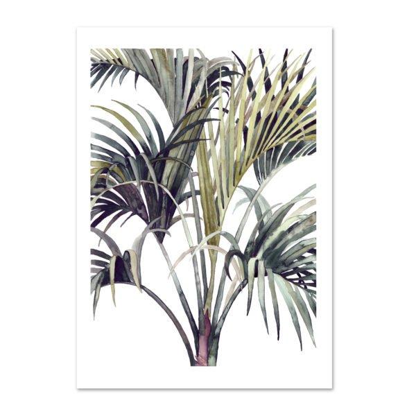 Wohngoldstueck_Kunstdruck Leo la Douce Wild Palm