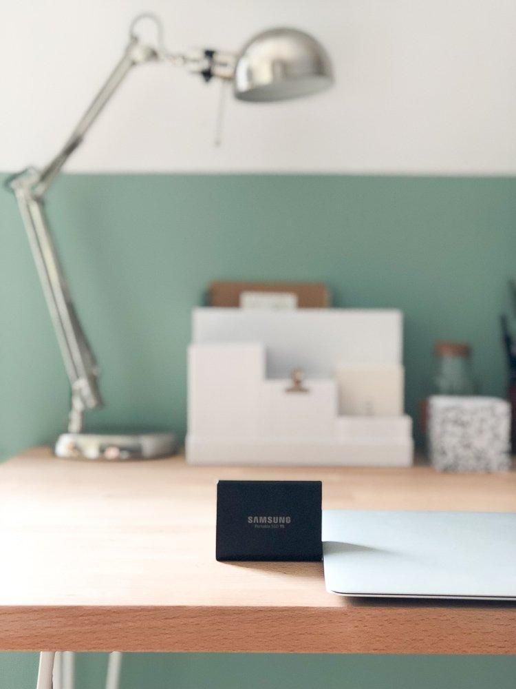 Wohngoldstueck_Samsung Portable SSD T5 Home Office Wohngoldstück