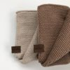 Wohngoldstueck_Humdakin Kitchen Towel Knitted Light Stone Latte