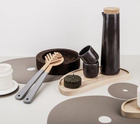 Wohngoldstueck_Namuos Tischset Millstones Light Brown