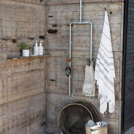 Wohngoldstueck_Meraki Handtuch Hammam Weiß 180x100cm