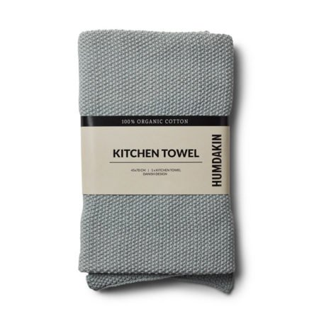 Wohngoldstueck_Humdakin Kitchen Towel Knitted Stone