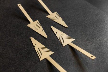 Wohngoldstuewck_Namuos Tortenheber The Pine Needle II