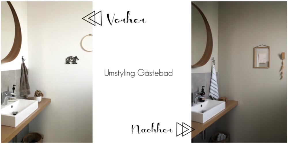 Wohngoldstueck_Gästebad Umstyling Scandi Boho