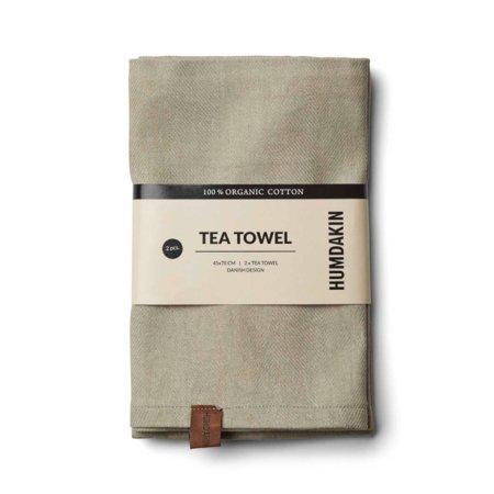 Wohngoldfstueck_Humdakin Tea Towel Oak