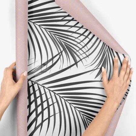 Wohngoldstueck_Typealive Geschenkpapier Palms