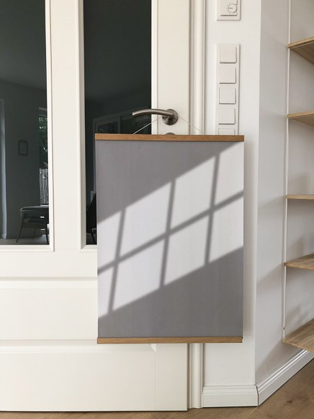 Wohngoldstueck_Paulsvera Wohngoldstück Geschenkpapier Shadows No 1