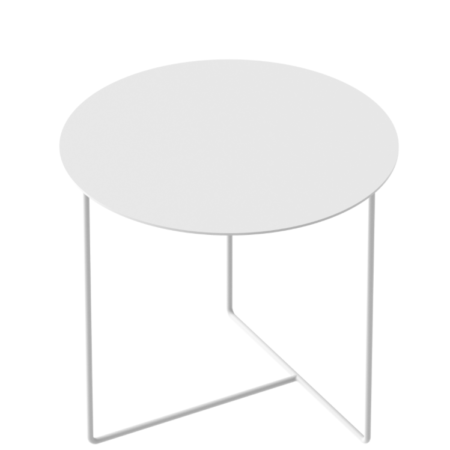 Wohngoldstueck_Weld und Co Beistelltisch Solid 01 Weiß