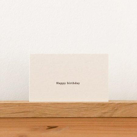 Wohngoldstueck_Papier Ahoi Postkarte Happy Birthday