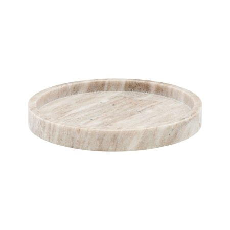 Wohngoldstueck_Meraki Tablett Marmor rund