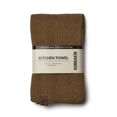 Wohngoldstueck_Humdakin Kitchen Towel Knitted Sunset