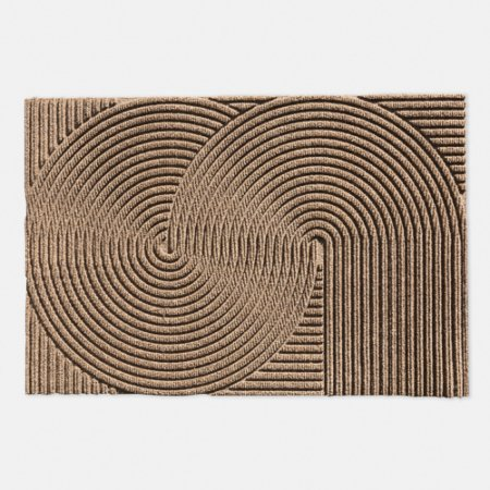 Wohngoldstueck_Heymat Fußmatte Sand 60x90
