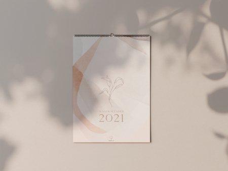 Wohngoldstueck_Wandkalender 2021 studiovea