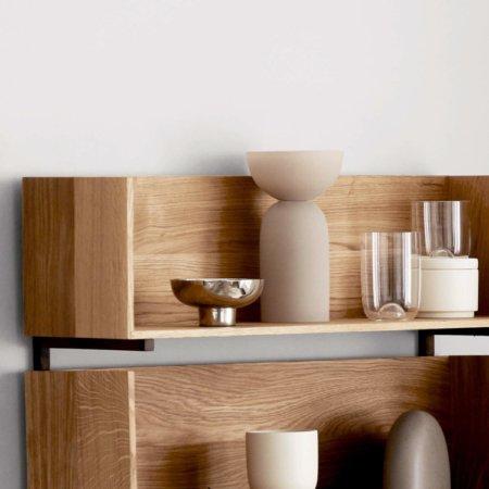 Wohngoldstueck_Dual Vase Sand Kristian Dam Studio