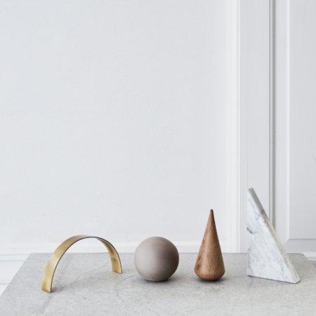 Wohngoldstueck_Skulpturen Set Kristian Dam Studio